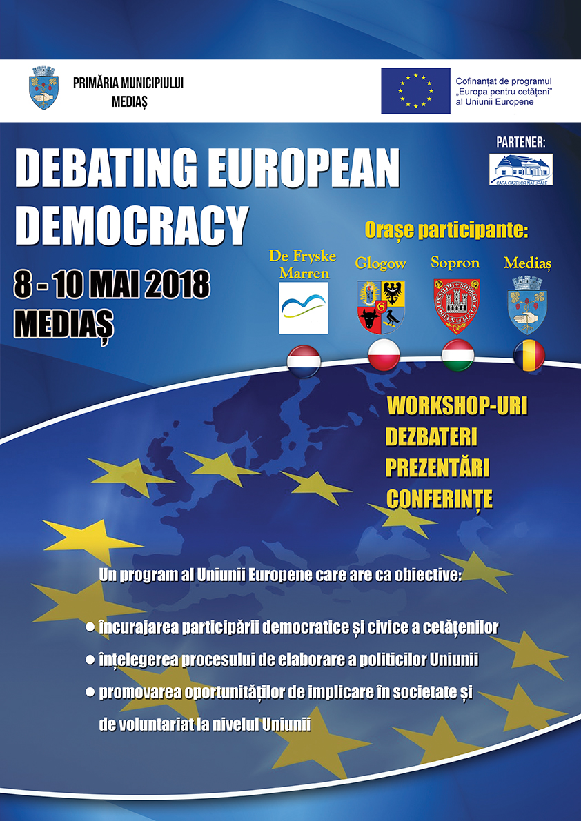 Debating European Democracy